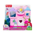Fisher Price Little People Disney Princess Play And Go Castle Set NEW