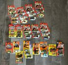 34 matchbox cars unopened lesney edition superfast across america series
