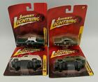 Johnny Lightning Die Cast Car Lot Emergency Services Army Fire Police Ambulance
