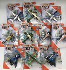 Matchbox Sky Buster Airplanes Helicopters Lot of 10 Brand New