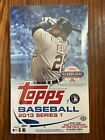 2013 Topps Baseball Series 1 Unopened Hobby Box (Manny Machado Rc? Mike Trout?)