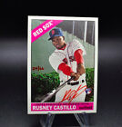 2015 Topps Heritage High Number Baseball Cards 59