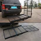 Mobility Carrier Wheelchair Scooter Mobility W Ramp  Spring Loaded Pull Locks