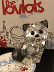 SWAROVSKI FIGURINE LOVLOTS ALEXANDER THE CAT RETIRED 119917 MIB W PAMPHLET