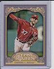 2012 Topps Gypsy Queen Variation Short Prints Checklist and Visual Guide 70