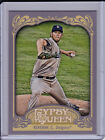 2012 Topps Gypsy Queen Variation Short Prints Checklist and Visual Guide 65