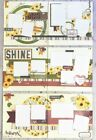 Scrapbook Sunflower Fall 6 page kit pre cut Autumn Family
