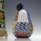 Mike Hunter Scottish Studio Glass Zanfirico Pear