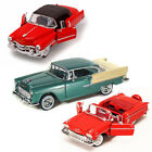 Best of 1950s Diecast Cars Set 13 Set of Three 1 24 Scale Diecast Model Cars