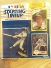 1990 Don Mattingly Starting Lineup collector cards and toy figurine