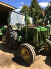 john deere d  antique tractor
