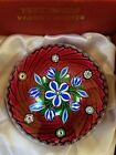 Perthshire 1998 F Bouquet and Picture Cane Paperweight