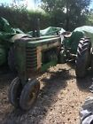 john deere b antique tractor