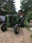 john deere 720 antique tractor