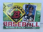 1989 Bowman Baseball BBCE Authenticated Sealed Box 36 Ct Ken Griffey Jr Rookie