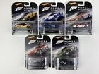 Set Of 5 Hot Wheels FORZA MOTORSPORTS LAMBORGHINI GALLARDO Ford GT Real Riders