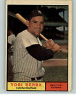 Celebrate the Life of Yogi Berra with His Top Baseball Cards 23