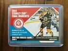 Stanley Cup Game Two Hockey Card Giveaway From Upper Deck 9