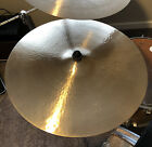 VERY Early  First Five  Sabian HH 20 Ride Cymbal Signed 2606g Great Sound