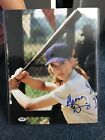 Geena Davis Signed 11x14 Photo A LEAGUE OF THEIR OWN PSA DNA 1