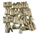 LOT OF 34 WILLOW TREE FIGURES 5 Angels Trinket Boxes Ornaments MORE