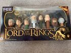 The Lord of The Rings PEZ Collectors Series Limited Edition Set, NIB
