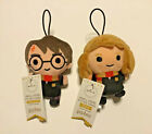 Hallmark Harry Potter Plush Christmas Tree Ornament - Harry or Hermione