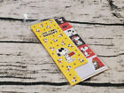 Peanuts Snoopy Sticky Memo Note Pads Woodstock Bookmark Flag Gift Index Cute Dog