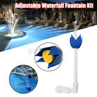Adjustable Waterfall Fountain Equipment For Spa Swimming Pool Water Spray