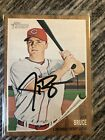 Jay Bruce Cards, Rookie Cards and Autographed Memorabilia Guide 21