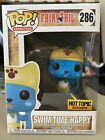 Funko POP Animation! Swim Time Happy Fairy Tail #286 Hot Topic Exclusive