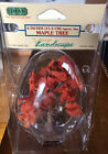 Lemax Village Landscape Collection 6'' Maple Tree 94407 Retired 1999 Mint In Box