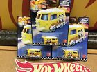 HOT WHEELS PREMIUM BOULEVARD MOONEYESKOOL KOMBI VOLKSWAGEN COLLECTION LOT x3
