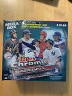 2017 Topps Chrome Update Series Unopened Factory Sealed Mega Box Target