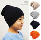 Axy Children Slouch Beanie Long Hat 1-5 Years Old Boys Girls Unisex Solid Colors