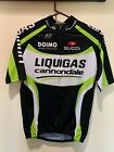 Cannondale Liquigas Doimo Sugoi Cycling Team Jersey XL New