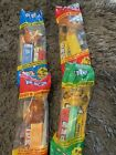PEZ LION KING- SET OF ALL 4 CHARACTERS TIMON,PUMBA,SIMBA IN BAGS