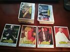 1978 Topps Battlestar Galactica Complete Set of 132 Cards. Used