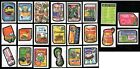 2018 Topps Wacky Packages Mars Attacks Trading Cards 4