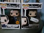 Addams family funko pop Rare Must Have CHASE EDITION WITH PROTECTOR CASE