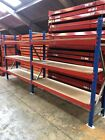 3 bays Of Warehouse Shelving Racking Pallet Racking Style By VPM Racking