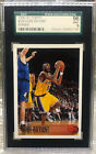 1996-97 Topps KOBE BRYANT Rookie Base SGC 96 RC #138 Compare PSA 10 BGS 9.5 - 10