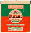 1952 Topps 5 Cent Wrapper 600014