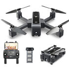 Holy Stone HS550 GPS RC Drone 2K HD Camera FPV Quadcopter Brushless +2 Batteries