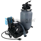 1200GPH 10 Sand Filter Above Ground Swimming Pool Pump intex compatible
