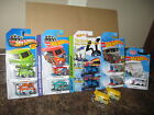 Hot Wheels Lot of 11 Volkswagen Kool Kombi VW Variation Beatles Exclusive 1950