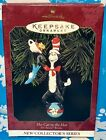 HALLMARK 1999 The Cat In The Hat First Series Dr. Seuss Books Kids ORNAMENT