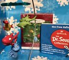 HALLMARK 2000 One Fish Two Fish Red Fish Blue Series Dr. Seuss Books Mobile