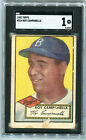 Roy Campanella Cards and Autographed Memorabilia Guide 21