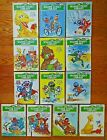 The Sesame Street Library Alphabet  Numbers 13 Volumes 1978 Hardcover